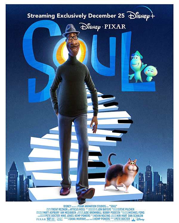 """Soul"" movie poster"