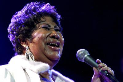 Obit Aretha Franklin