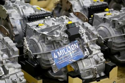 Tipton FCA transmission