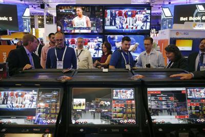 Sports Gambling Trade Show