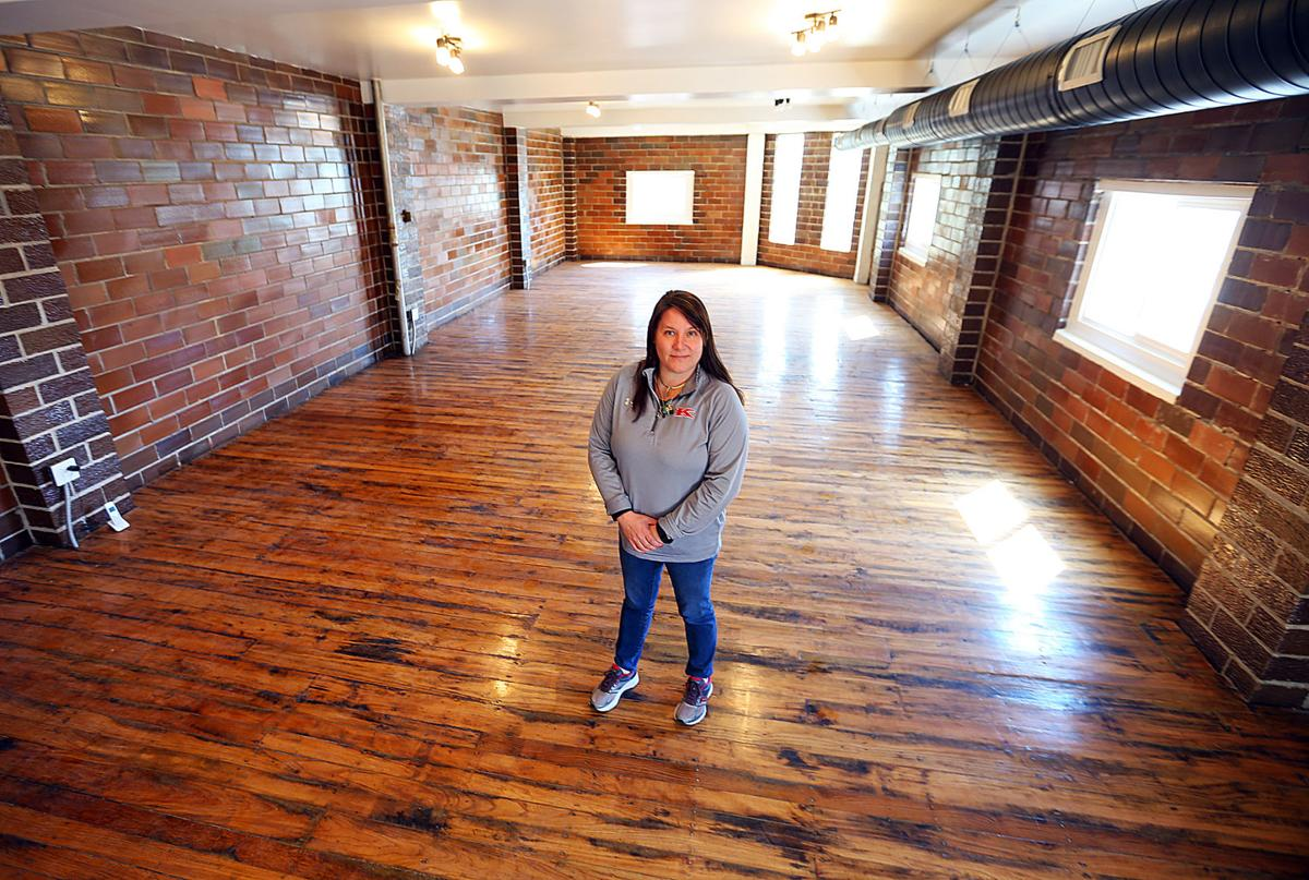 Cristi Brewer Allen Is The Owner Of 365 Balance Located At 501 N Buckeye St Pictured Here On Facility S Former Second Floor