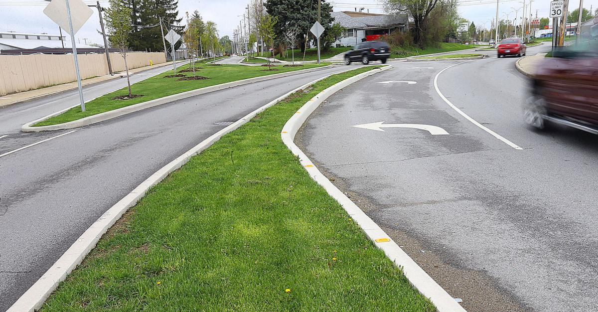 Road Diets and Bumpouts