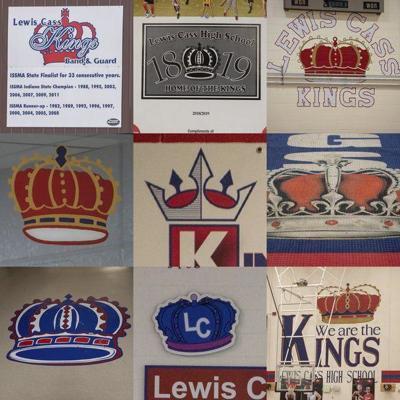 New Lewis Cass Logo