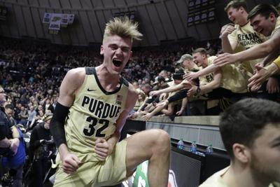 MSU Purdue basketball