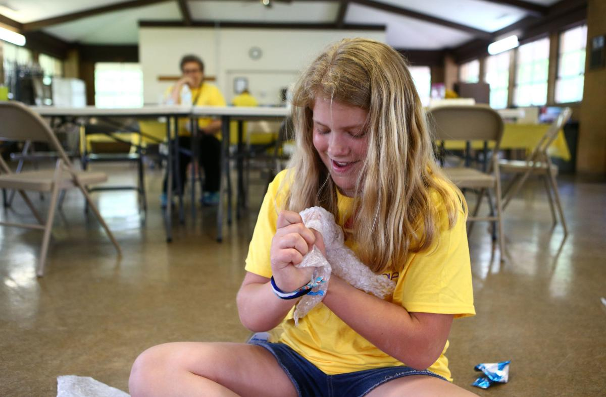 Camp Angel: Hospice hosts day camp for kids who have ...