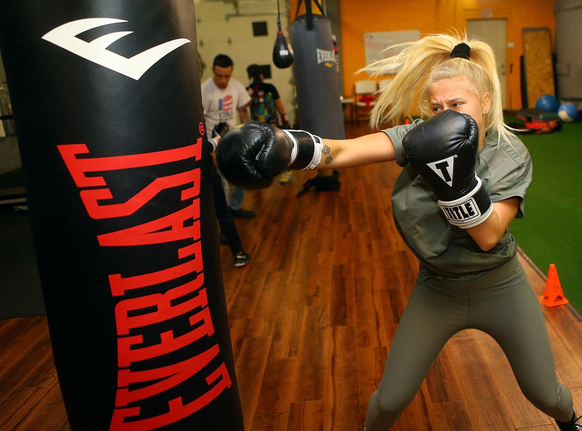 PHOTOS: IronFist Boxing Club