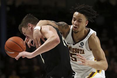 Purdue Minnesota basketball