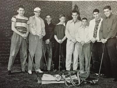 1951 Kokomo High School golf team