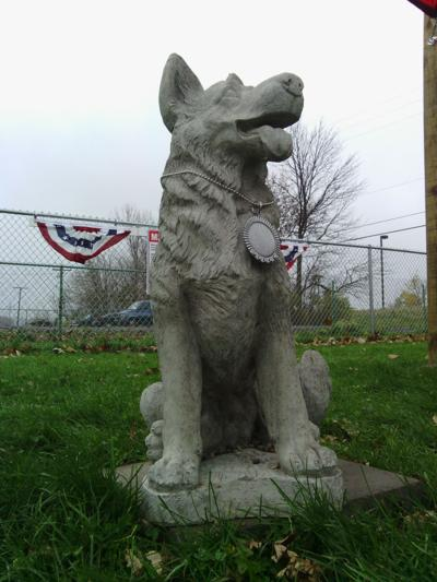 Warrior Dog Memorial
