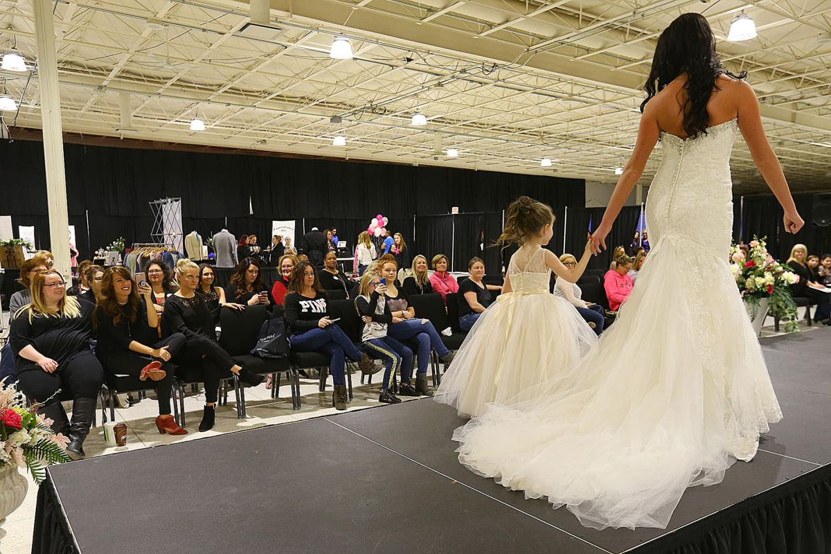 54033922ded Heartland Bridal Show expands in second year