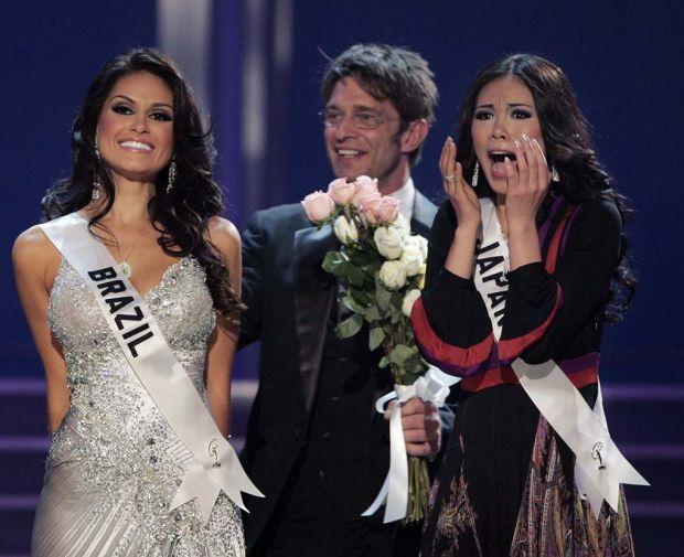 Miss Japan wins Miss Universe 2007 | | kokomotribune.com