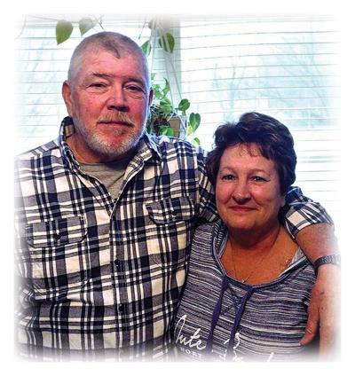Mark and Penny Toney