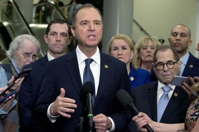 Dems appeal for GOP open minds as impeachment arguments ...