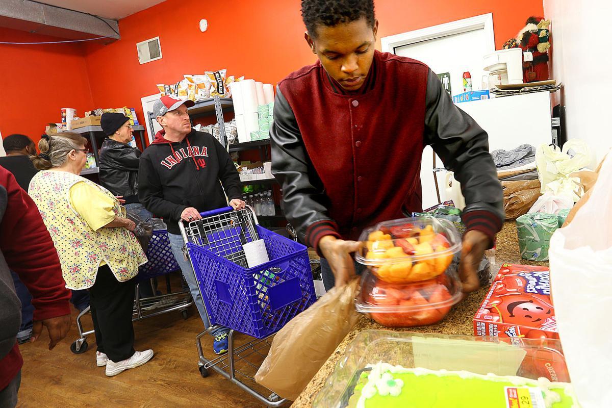 Salvation Army Food Pantry Kokomo