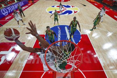 China Basketball World Cup