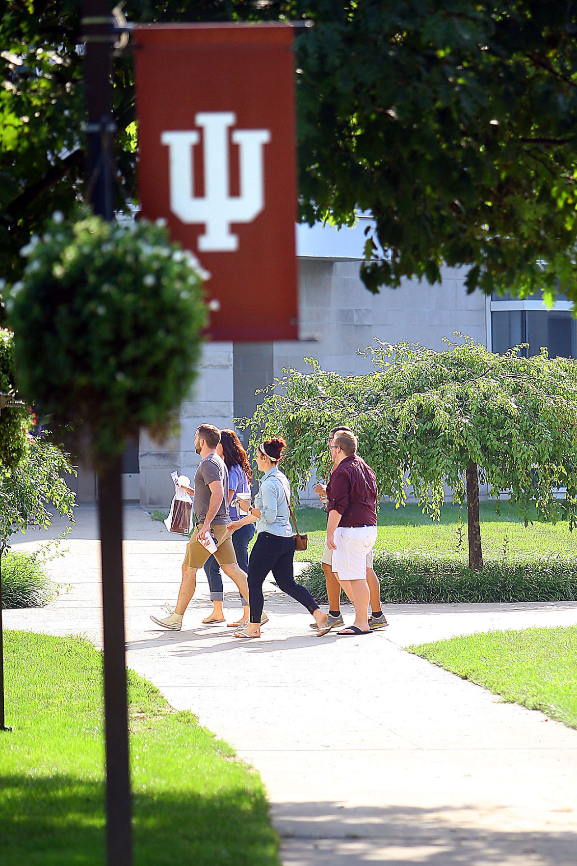 Iuk Campus Map.Iuk Ivy Tech Kick Off New Academic Year Local News