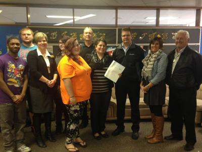 Chrysler donates $12,500 to the Crossing for job training | News