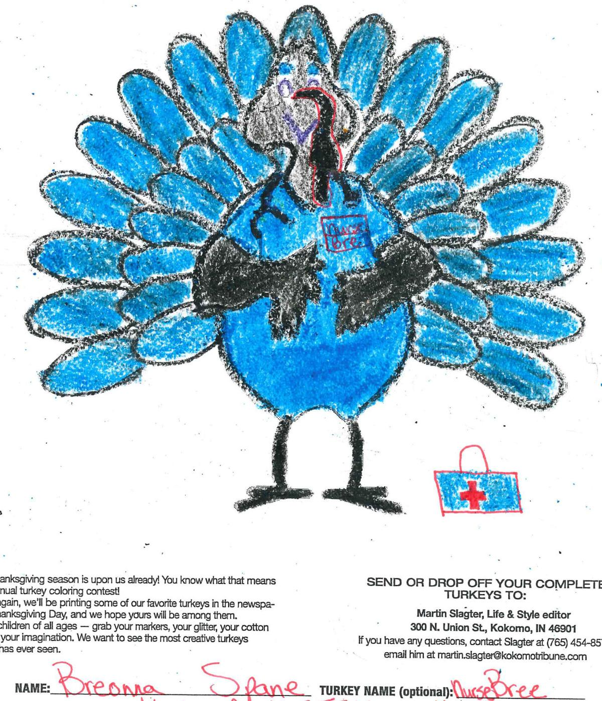 Time for Turkey entries A-B (By first name) | | kokomotribune.com