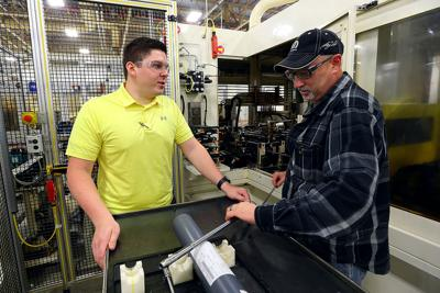 NEXT GENERATION OF WORKFORCE: Ivy Tech seeing success with ITEP program
