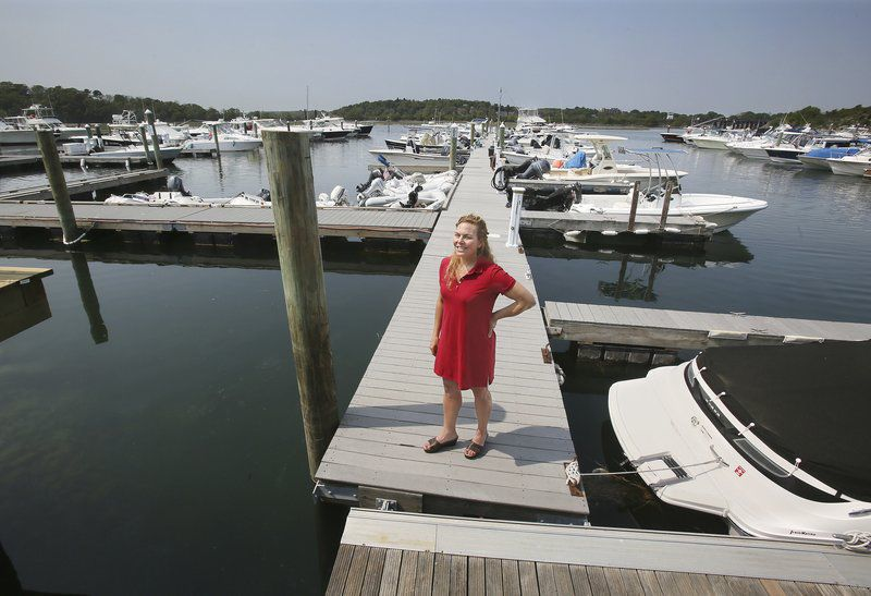 Uber on the water: Florida-based company brings boat-sharing business to Mass. marina