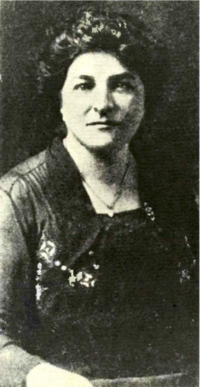 Opha May Johnson