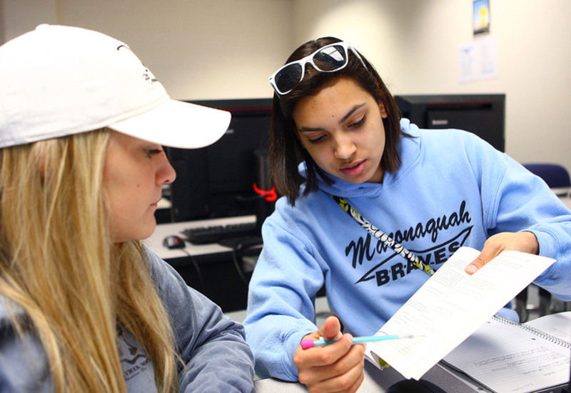First-generation college students find motivation to tackle