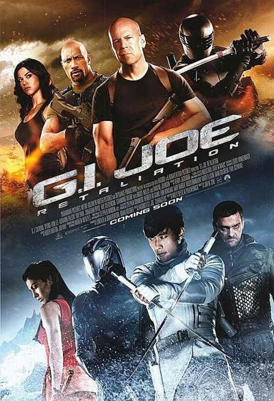 "Movie preview: ""GI Joe: Retali..."