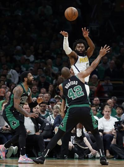 Pacers Celtics basketball