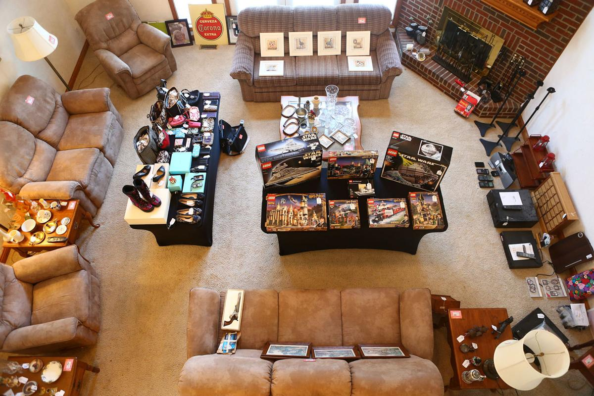 Sale On Legos Huge Estate Sale In Kokomo Offers Rare Lego Collection And Many