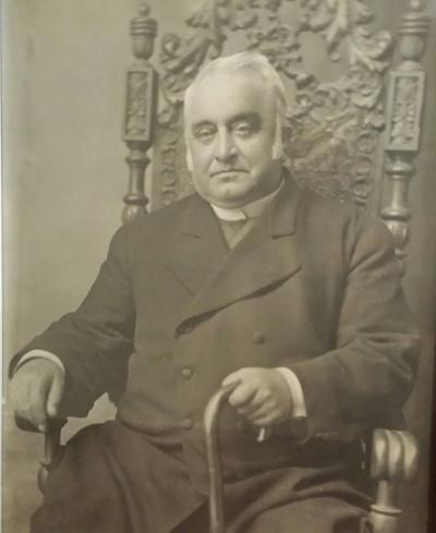 Father Francis X. Lordemann