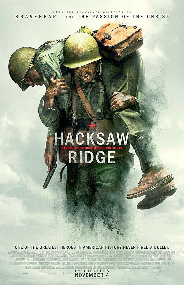 Movie Preview Hacksaw Ridge Features Kokomotribune Com
