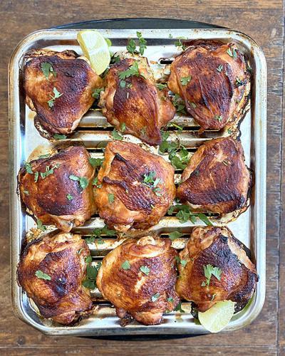 Gochujang Chicken Thighs