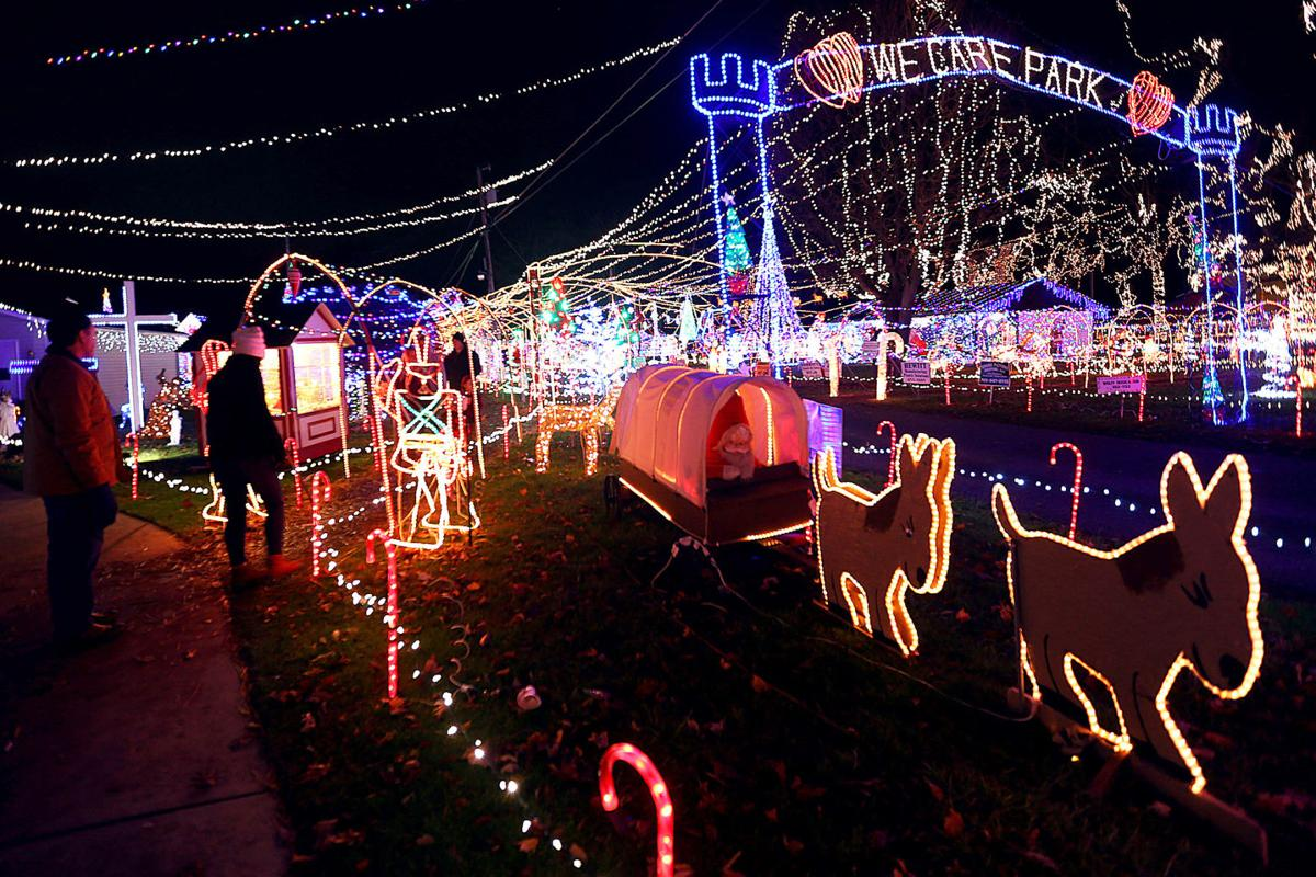 Christmas Light Fight.We Re Winners In Indiana S Hearts Local News
