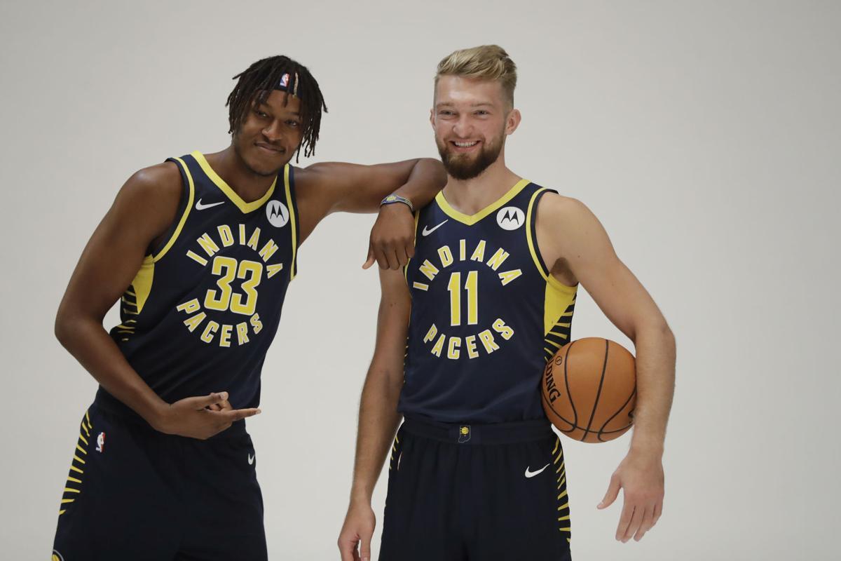 Pacers Turner and Sabonis
