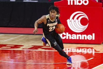 Purdue Nebraska Basketball