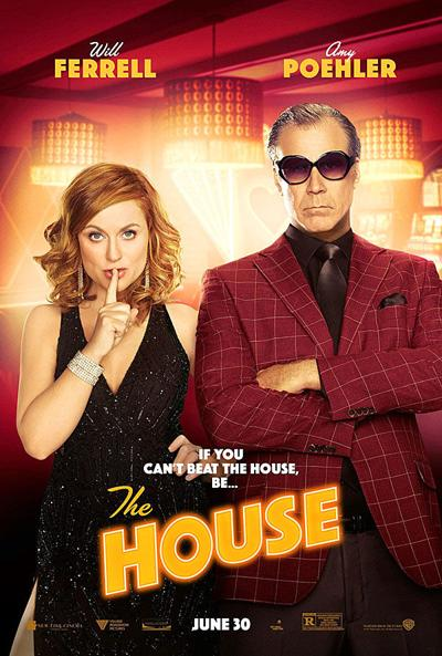 """""""The House"""" movie poster"""
