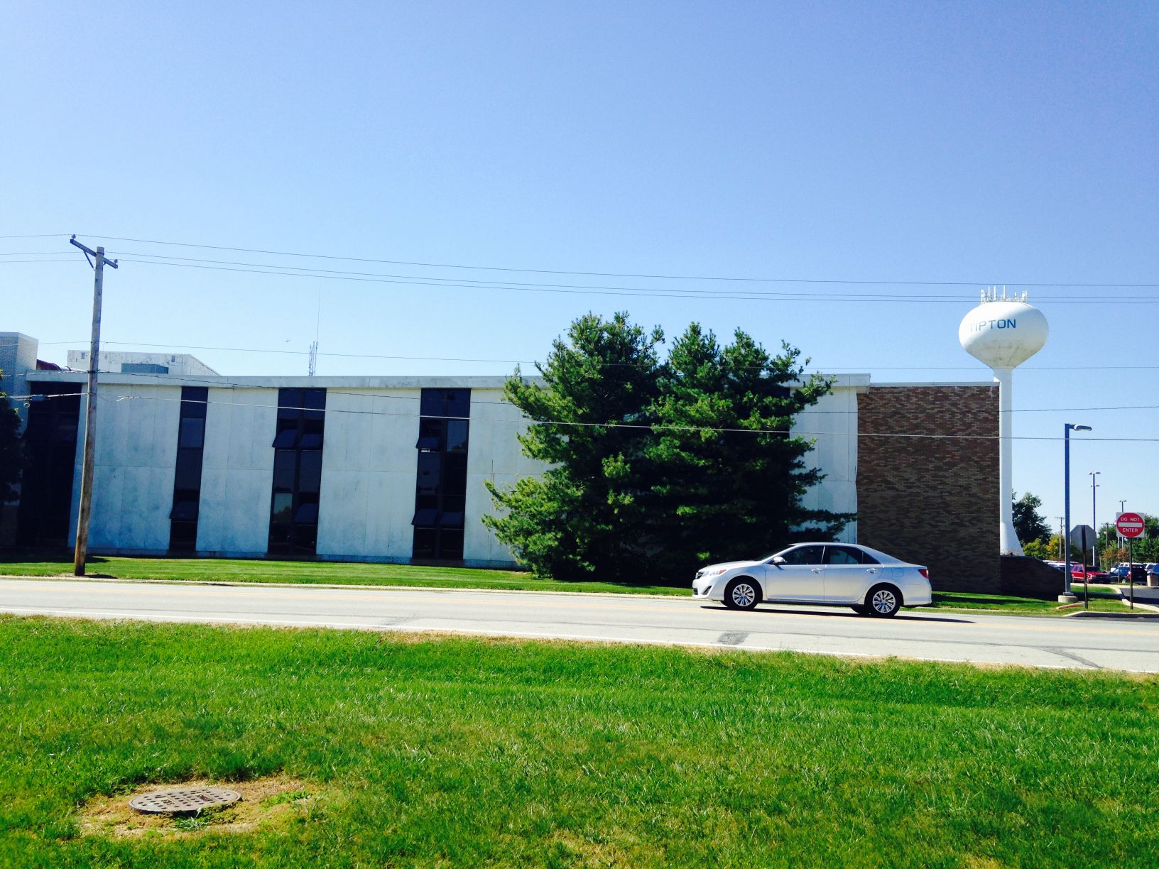 Tipton Hospital U0027X Buildingu0027   1