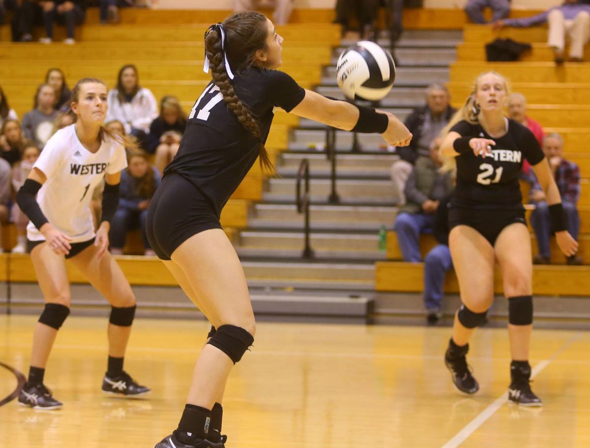 Volleyball Im Westen