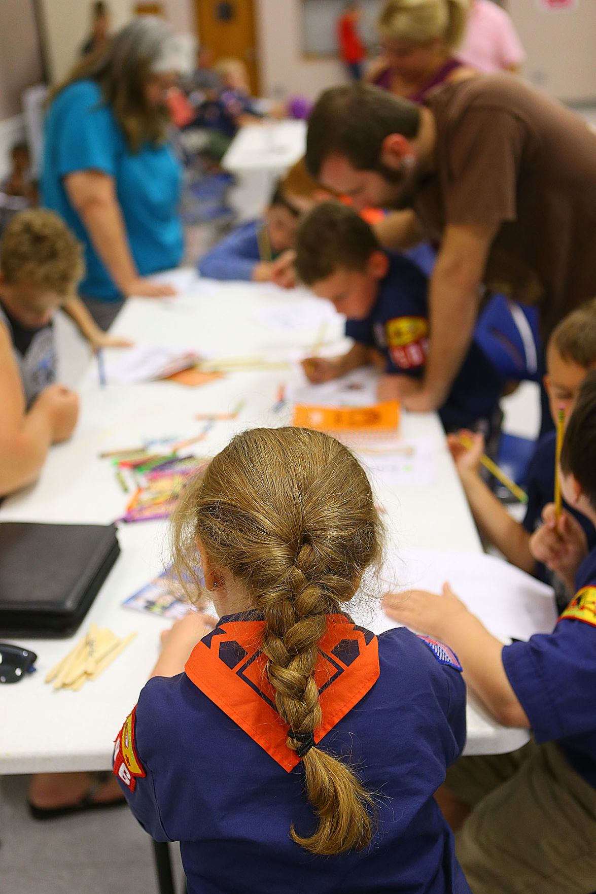 Scout Her In: Local Cub Scout pack becomes popular option