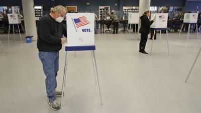 Voter Rolls Ohio