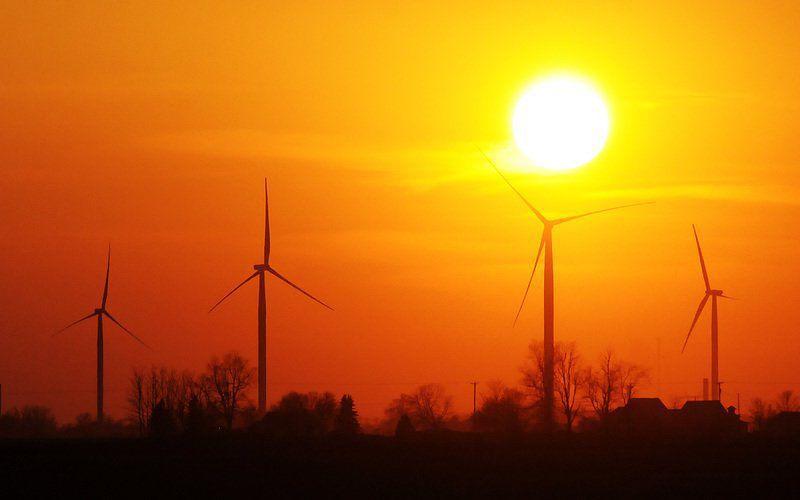 Wind farm foe rezones to fight back