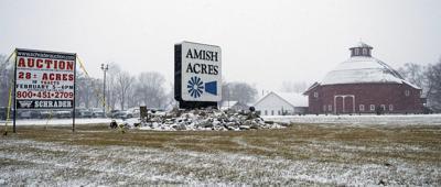 Amish Acres auction