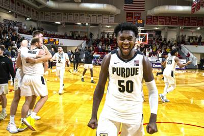 VCU Purdue Basketball