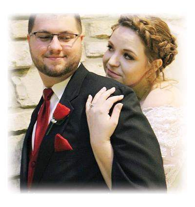 Rebecca Pratt and Kyle Duddleston