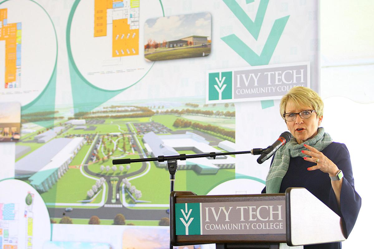 Ivy Tech Groundbreaking