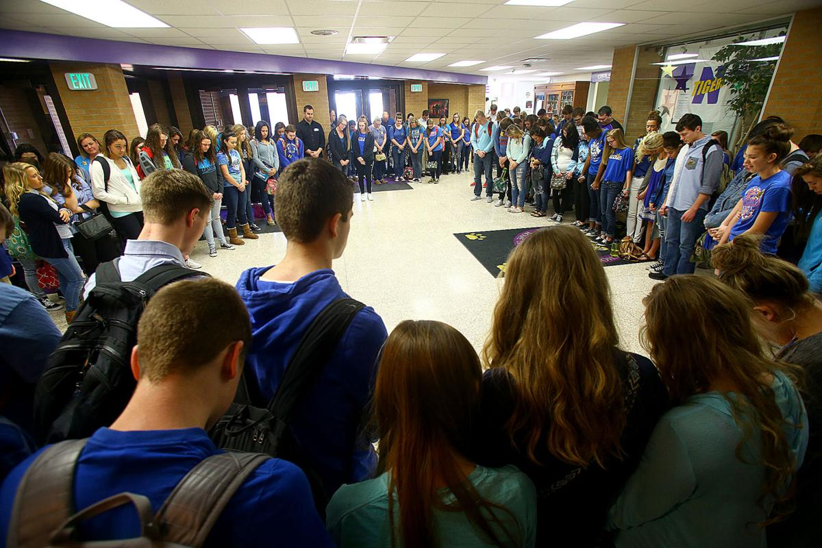 Prayer at Northwestern