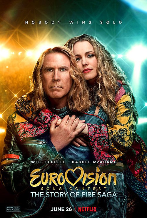 """Eurovision Song Contest"" movie poster"