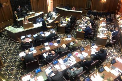 Indiana Legislature Virus Changes