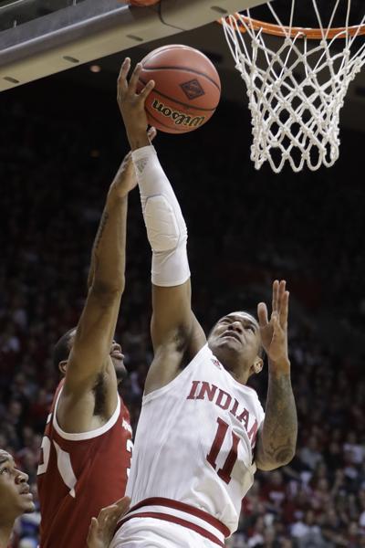 NIT Arkansas Indiana Basketball