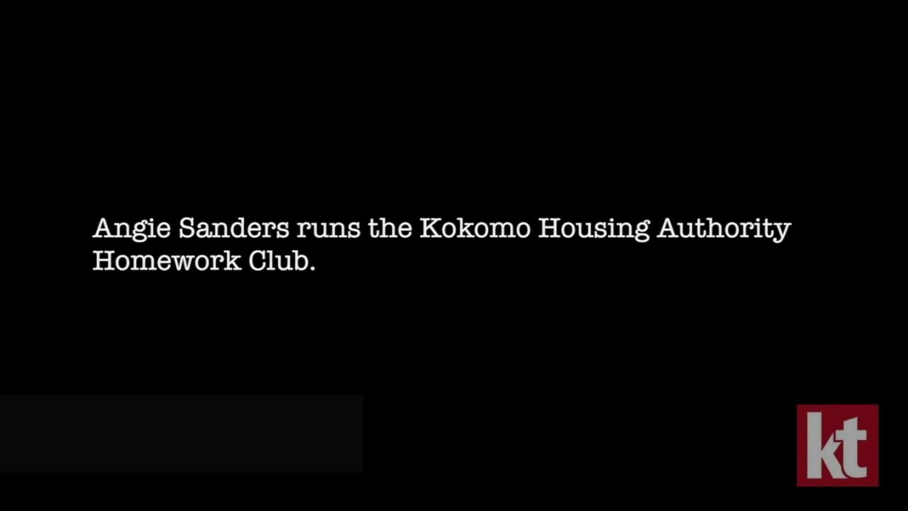 kokomo housing authority homework club